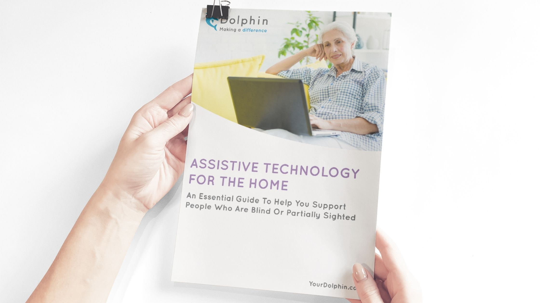 Assistive Technology Guide - Front Cover
